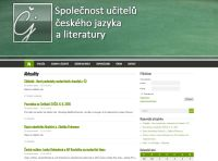 Společnost učitelů českého jazyka a literatury