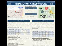 Rehabilitace a akupunktura