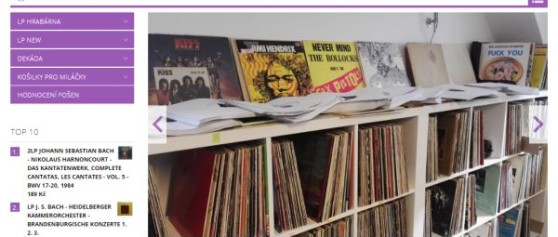 Helpdesk – Vinyl Forever e-shop